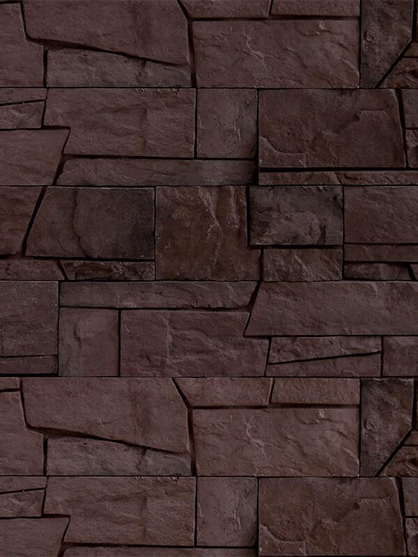 Искусственный камень Безенгийская стена 1-28-01