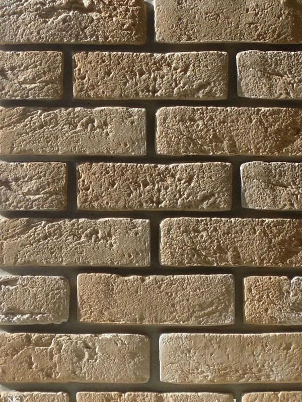 Декоративная плитка Римский кирпич 1608