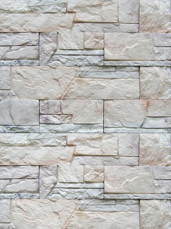 Декоративный камень Безенгийская стена 1-00-52