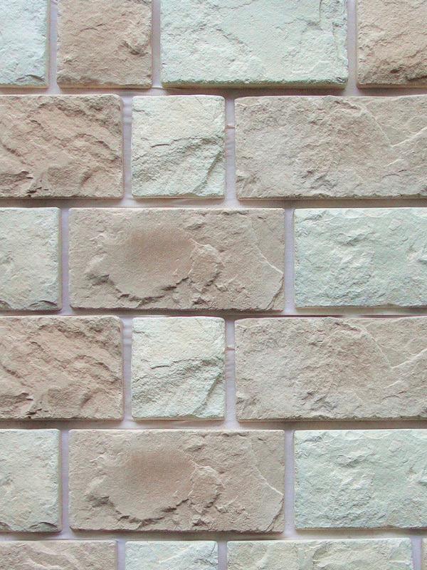 Искусственный камень Гранада Mix 520-00 + 520-10
