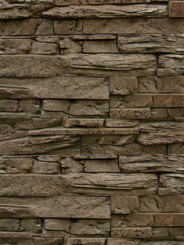 Искусственный камень Утес 1018