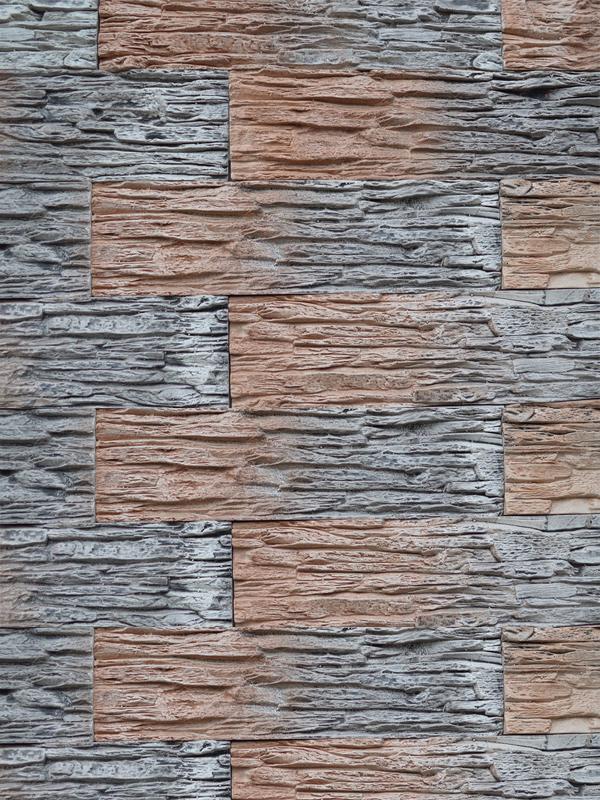 Искусственный камень Сланец 0208