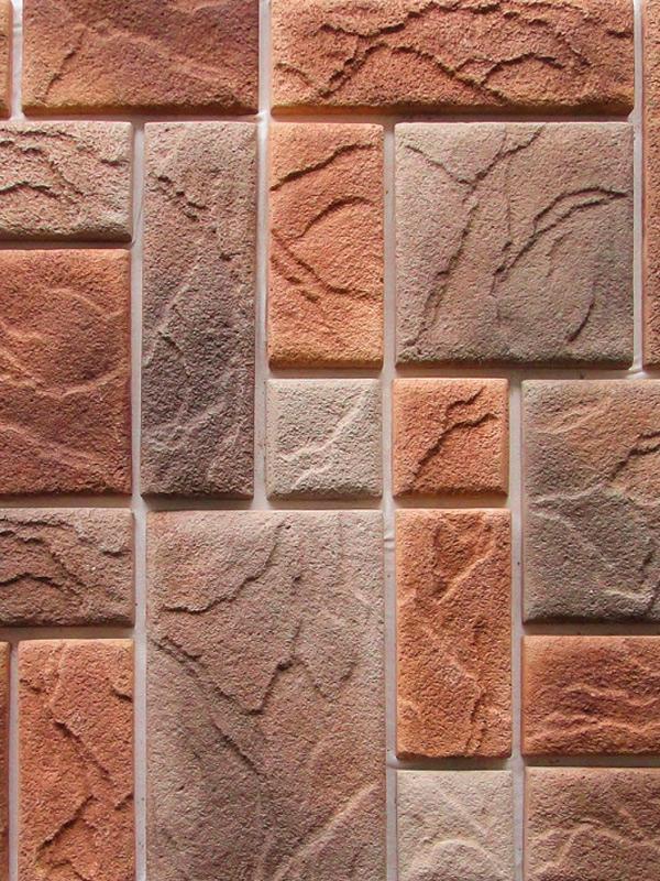 Декоративный камень Монфилд Mix 410-40 + 410-60