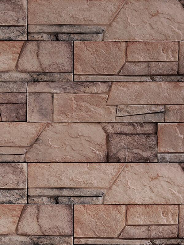 Декоративный камень Безенгийская стена 1-27-52
