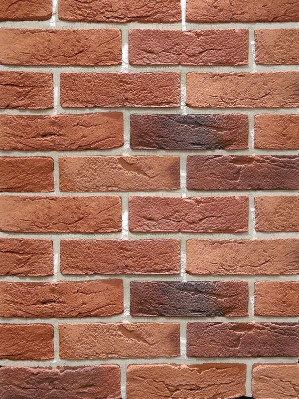 Декоративный кирпич REDSTONE Dover brick DB-66/R